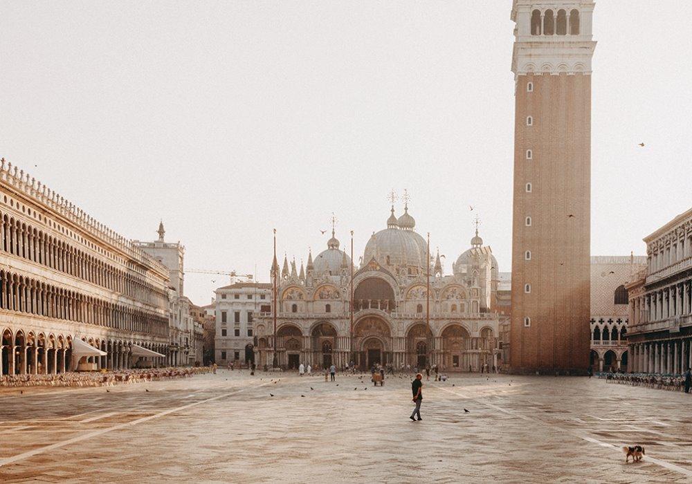 Piazza San Marco a Venezia Il più elegante salotto d'Italia