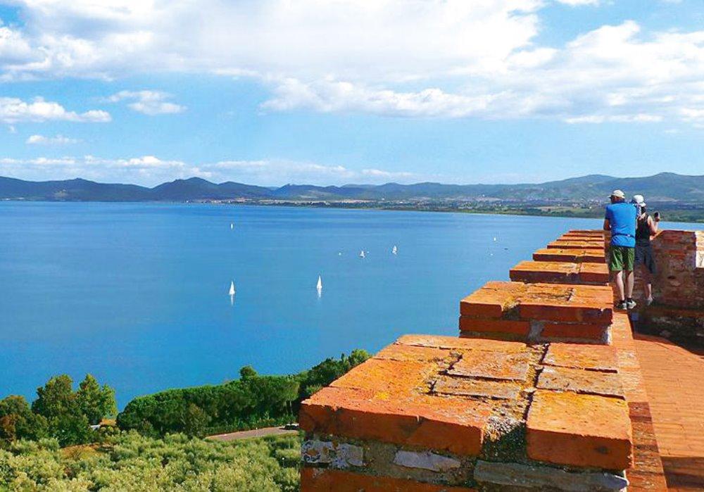 Una giornata sul Lago Trasimeno Idee Vacanze in Umbria