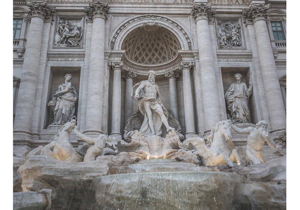 Storia della Fontana di Trevi La fontana più grande di Roma